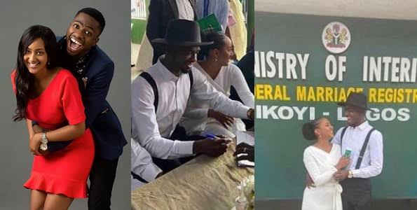 images-51 Comedian Josh2funny marries his fiancée
