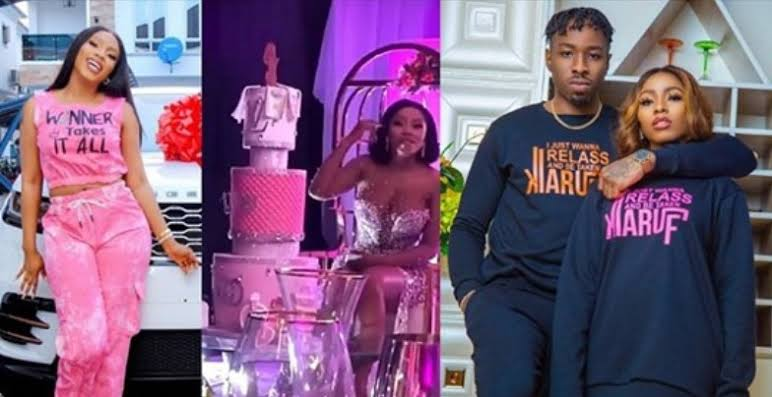 images-7 Mercy Eke gifts fan N150k to support her mother's burial