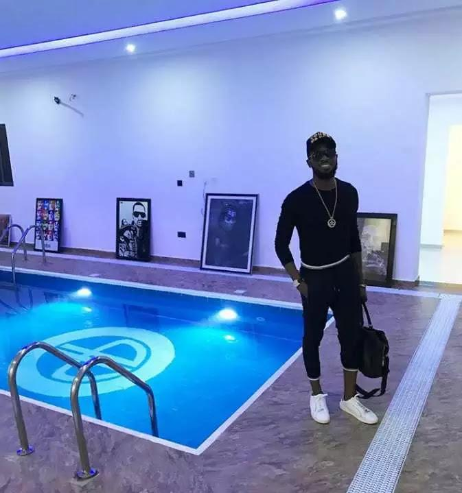 unnamed-12-2 Check Out Interior of Dbanj's Luxury Mansion In Lagos Island