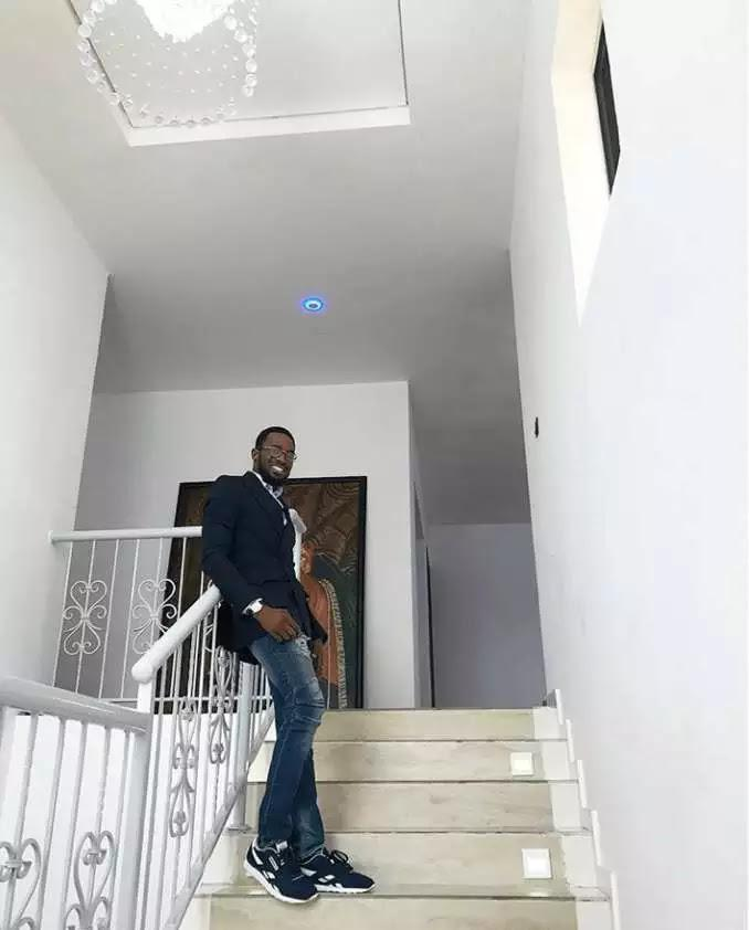 unnamed-4-1 Check Out Interior of Dbanj's Luxury Mansion In Lagos Island