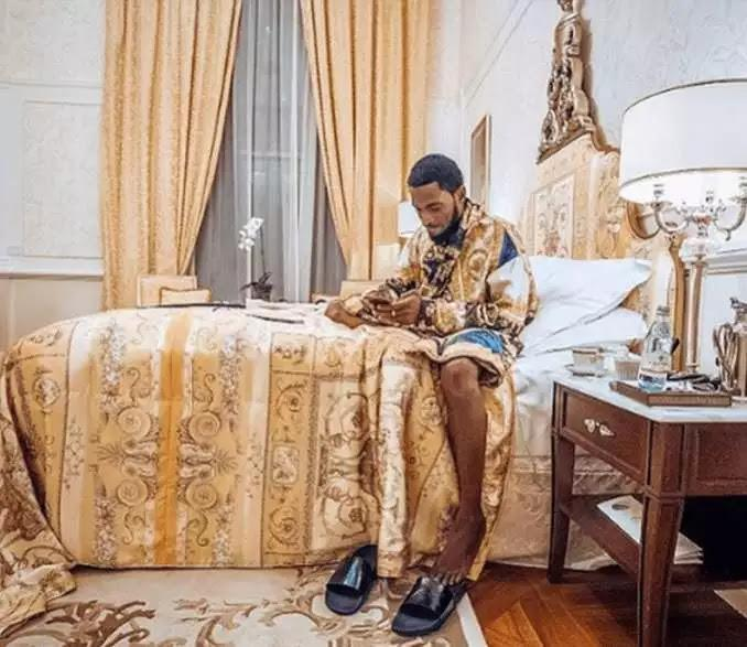 unnamed-9-2 Check Out Interior of Dbanj's Luxury Mansion In Lagos Island