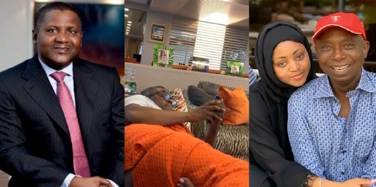 UCScreenshot20210103065900 '2020 Was For Ned Nwoko, 2021 Is For Dangote' – Nigerians React To Dangote's Viral Buttocks Video