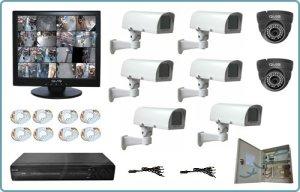 CCTV Installation System