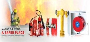 Fire Fighting Suppliers Pakistan