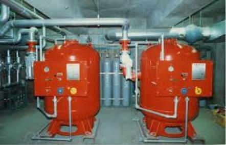 Powder Fire Suppression Systems