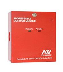 AW-D110 ASENWARE ADDRESSABLE MONITOR MODULE