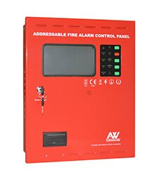 AW-FP100 (addressable fire alarm control system))