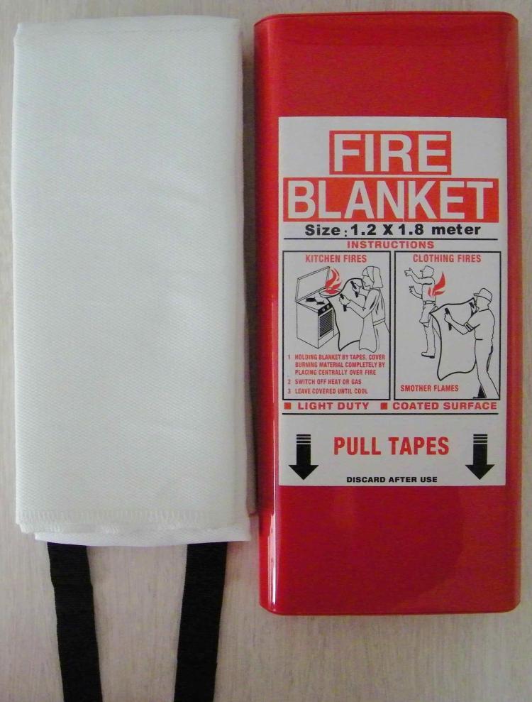 Fire Blankets in Pakistan