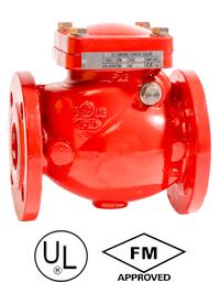 FLANGED SWING CHECK VALVE CHINA