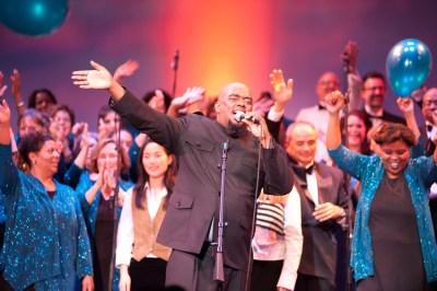 Terrance Kelly & the Oakland Interfaith Choir