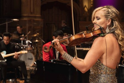 Rosemary Siemens on Violin