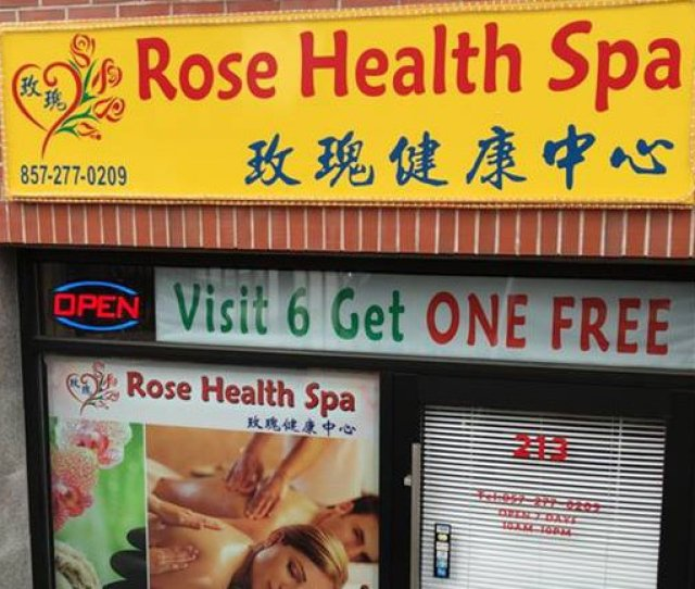 Chinatown Massage Parlor Offered More Than Back Rubs Da Charges