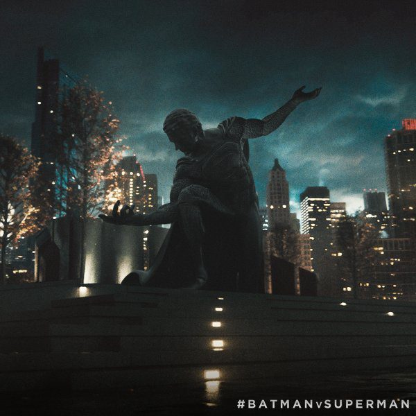 Batman v Superman foto