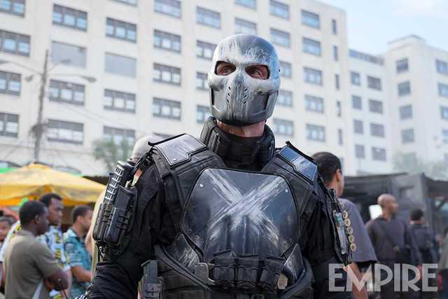 Captain America: Civil War - Crossbones (Empire Magazine)