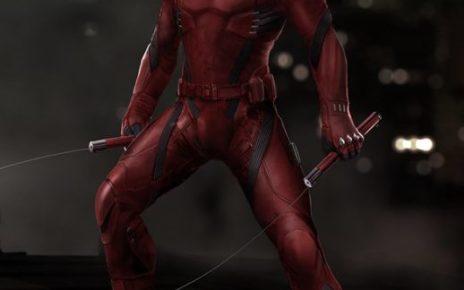 daredevil costume