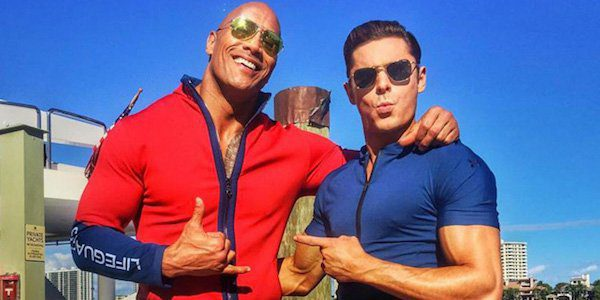 Baywatch (Dwayne Johnson Instagram)