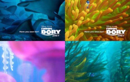 Alla Ricerca di Dory poster