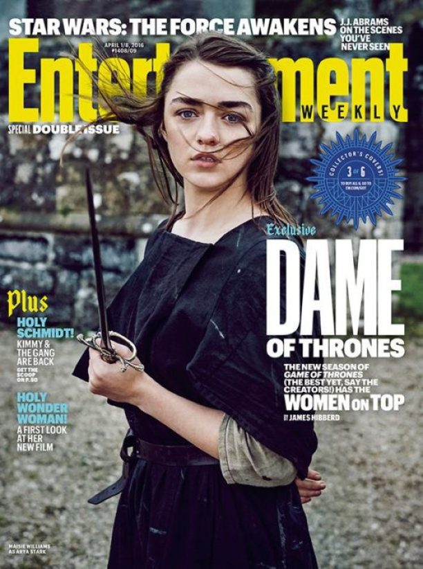 Game of Thrones (Entertainment Weekly)