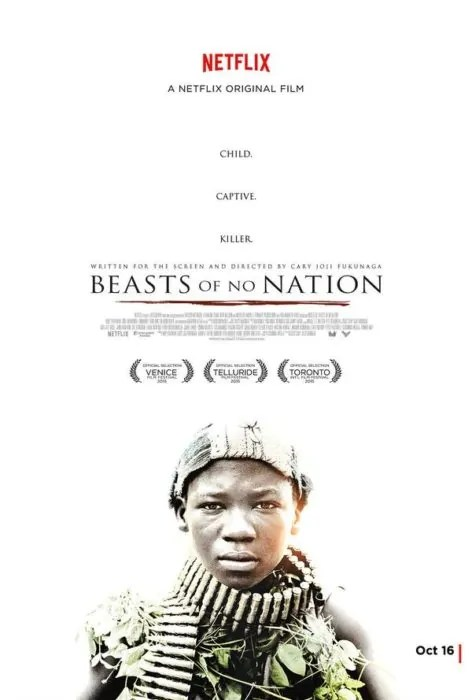 Beasts of no Nation recensione