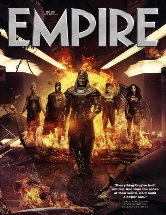 X-Men: Apocalisse (Empire Magazine)