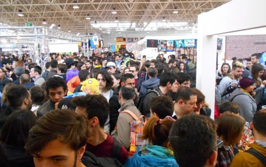 Napoli Comicon 2016