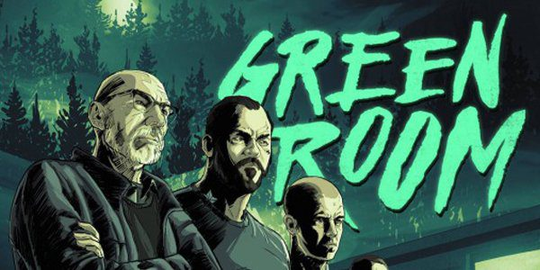 Green Room banner