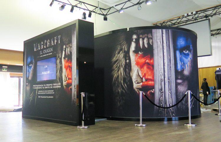 Warcraft comicon napoli
