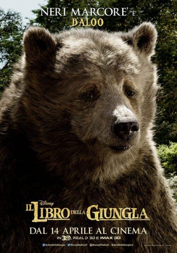 Il Libro della Giungla (Baloo)