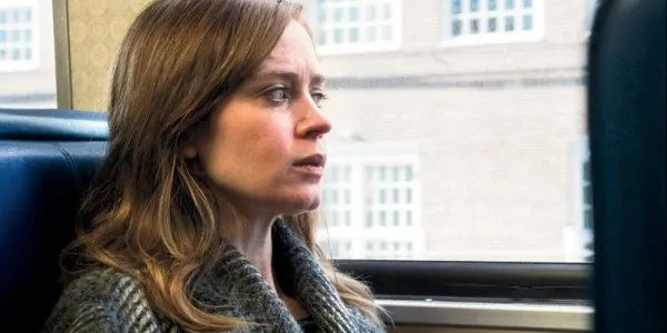 the girl on the train foto