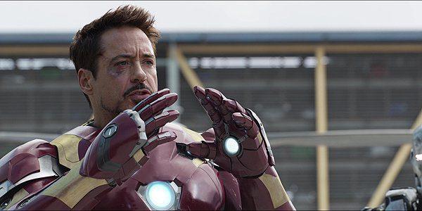 Iron Man e Spider-Man