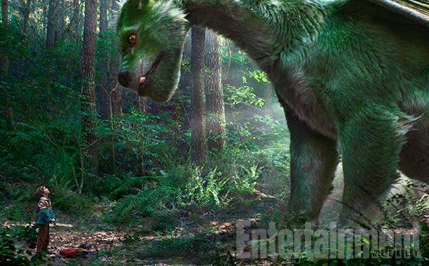 pete's dragon ew