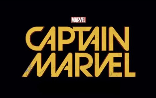 captain marvel logo film