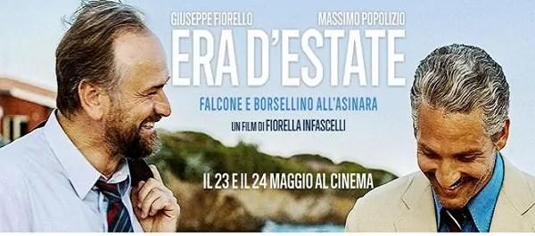 Era d'estate di Fiorella Infascelli: la vacanza forzata dei giudici Falcone e Borsellino