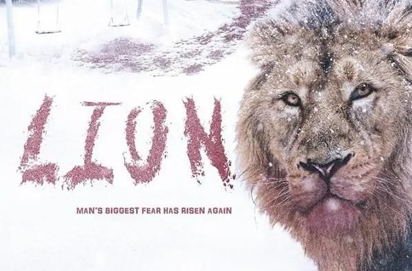 lion banner