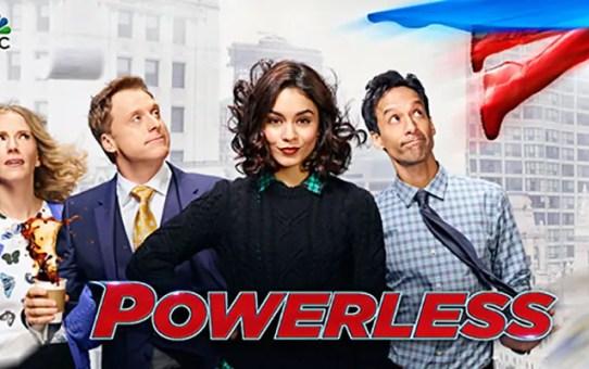 powerless serie tv