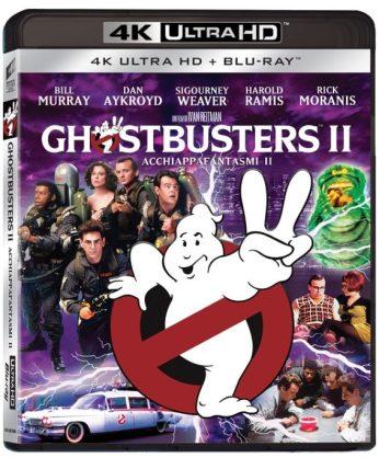 ghostbusters II UHD
