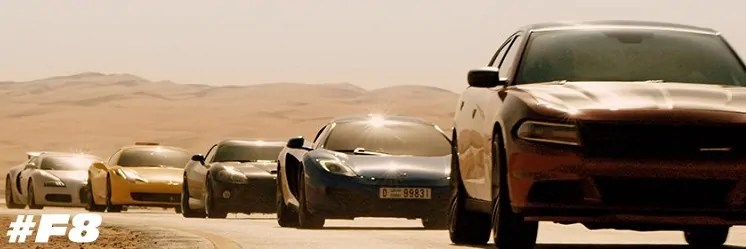 fast and furious 8 auto