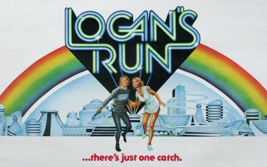 logan's run banner