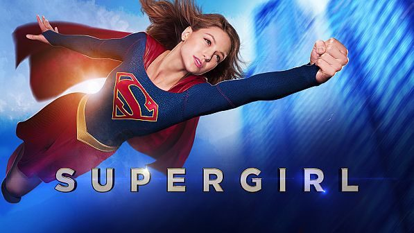 supergirl banner