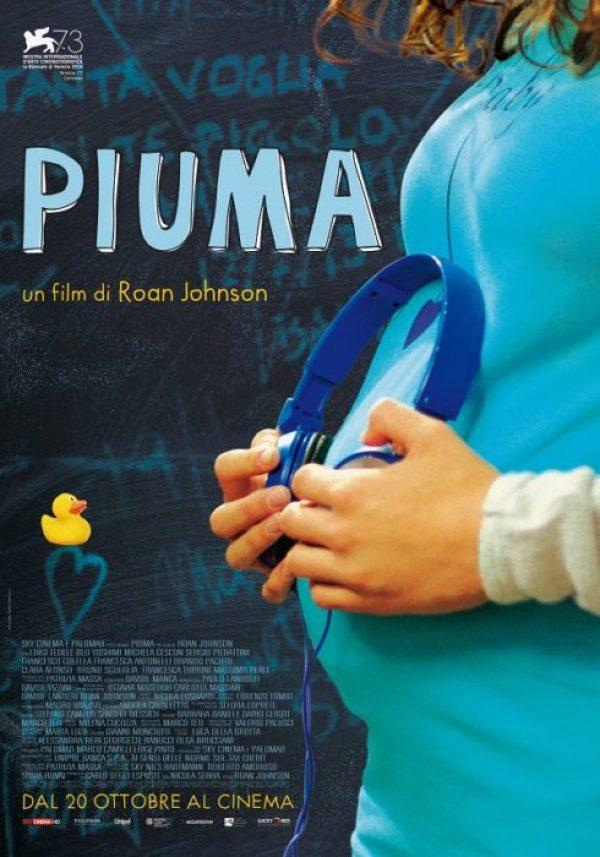 Piuma poster italiano