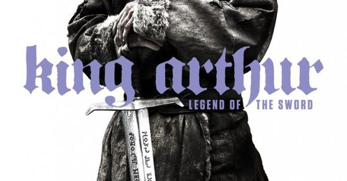 king arthur banner sdcc
