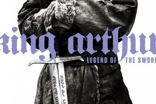 king arthur banner sdcc