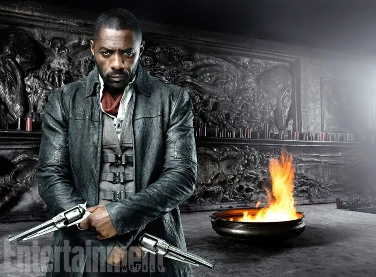 the dark tower idris elba ew