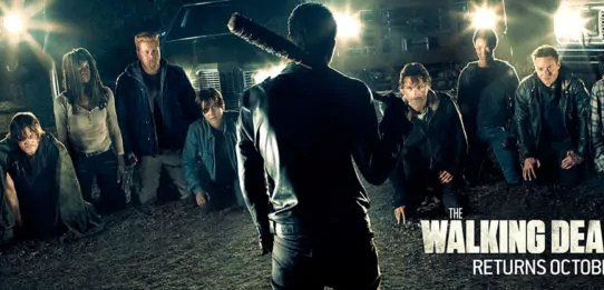 the walking dead 7 ew banner
