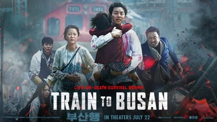 Asta pazzesca per il sorprendente zombie movie coreano Train to Busan