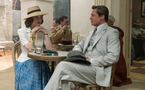 Brad Pitt e Marion Cotillard protagonisti del nuovo avvincente spot tv di Allied - Un'ombra nascosta