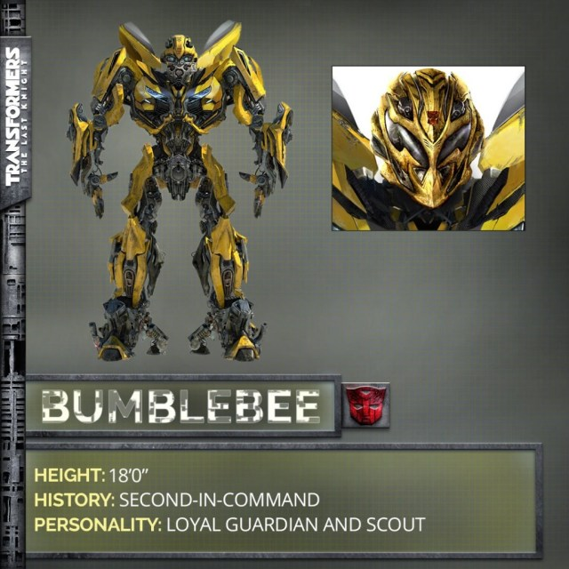 Transformers-The-Last-Knight Bumblebee