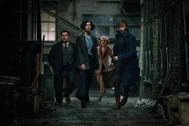 Animali Fantastici e Dove Trovarli (Warner Bros)