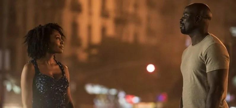 Rosario Dawson e Simone Missick nei due nuovi characters poster di Luke Cage