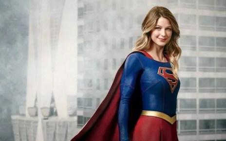 Melissa Benoist protagonista del primo fantastico poster di Supergirl 2